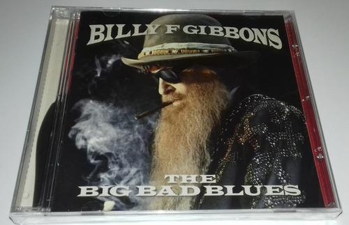 billy f gibbons - the big bad blues (cd lacrado) (zz top)