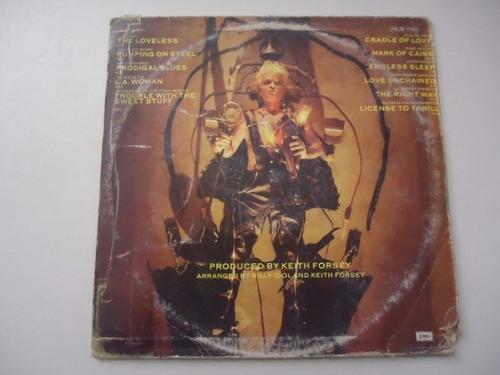billy idol / charmed life vinyl lp acetato