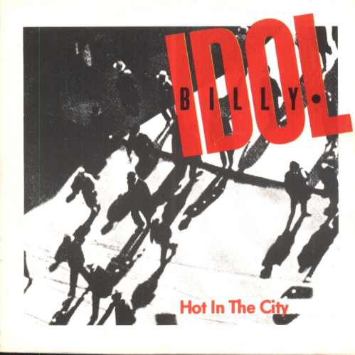 billy idol compacto vinil hot in the city 1982