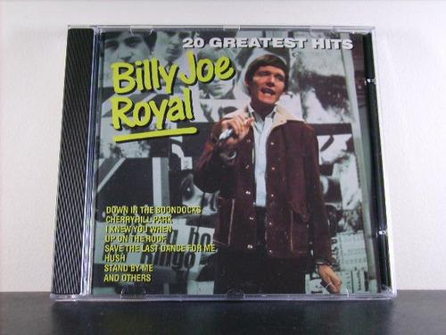 billy joe royal 20 greatest hits cd orig imp av8