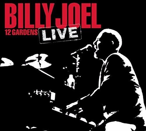 billy joel - cds 12 gardens live nuevo sellado!!!
