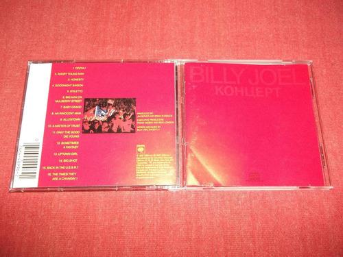 billy joel - kohuept cd imp ed 1990 mdisk