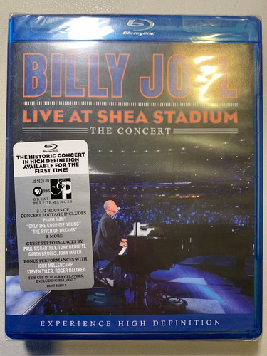 billy joel: live at shea stadium [blu-ray] (2011)