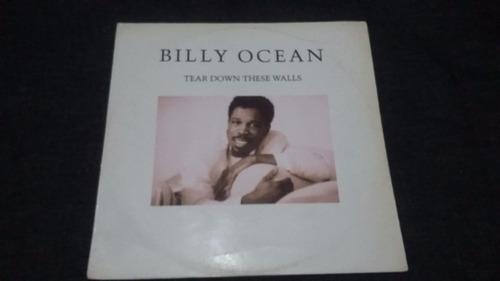 billy ocean  tear down these walls soul pop rock