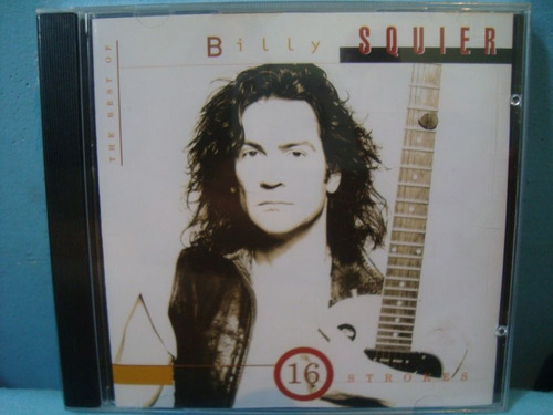 billy squier - the best of.... - cd importado