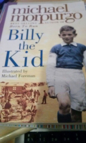 billy the kid michael morpugo