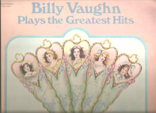 billy vaughn - lp plays greatest hits (imp.) duplo * smusic