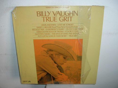 billy vaughn true grit vinilo americano