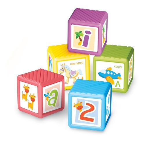 bimbi 5 cubos apilales didácticos envio full 01-0042 (2480)