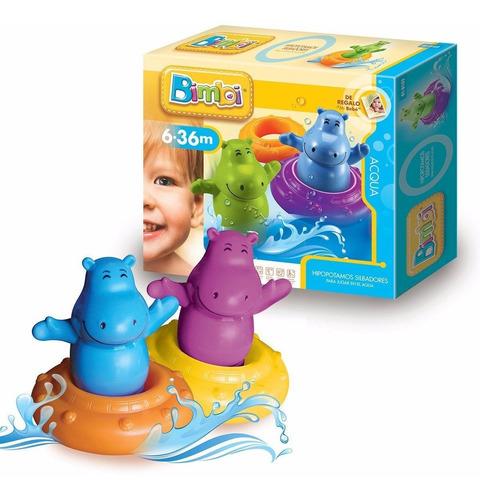 bimbi hipopotamos silbadores
