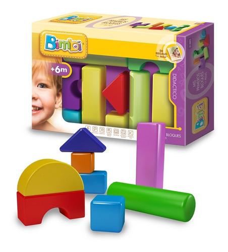 bimbi primera infancia apilable  11 piezas