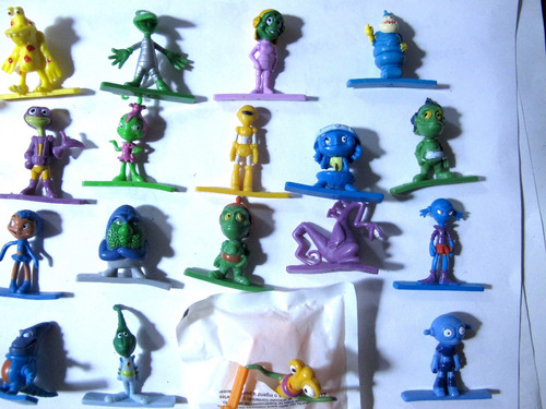 bimbo olorocos olocoons ho3 22 piezas base lot (g
