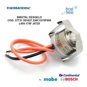 Bimetal De Degelo  Refrigeradores Frost Free  Mabe - Novo