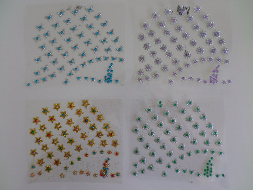 bind piercing adesivos pet 14 cartelas caes gatos enfeitepet