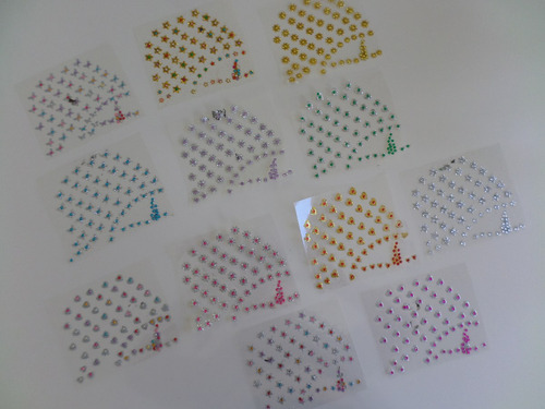 bind piercing adesivos pet 14 cartelas caes gatos frete 10