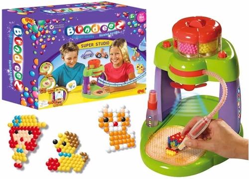 bindeez super studio rocialo con agua y secalo bunny toys