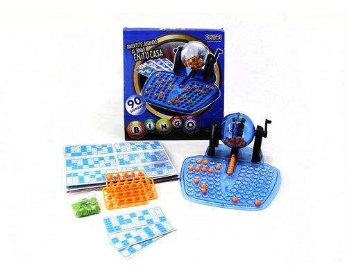 bingo familiar juego de mesa loteria 48 cartones chico