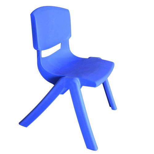 bingo silla para mesa de niños azul - barulu