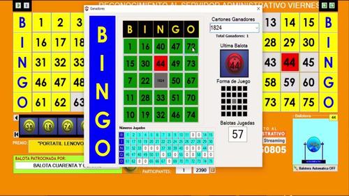 bingos virtuales para eventos empresariales