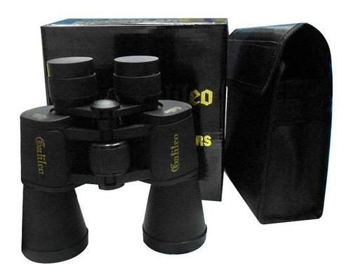 binocular 20x50 galileo largo alcance excelente nitidez