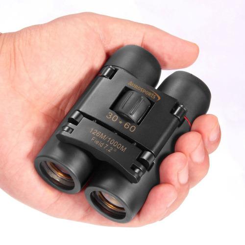 binocular 30x60 plegable aurosports