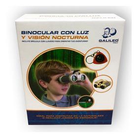 Binocular Con Luz Visión Nocturna Galileo Italy