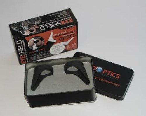 binocular eyeshield, tamaño estándar, copas con alas, b001