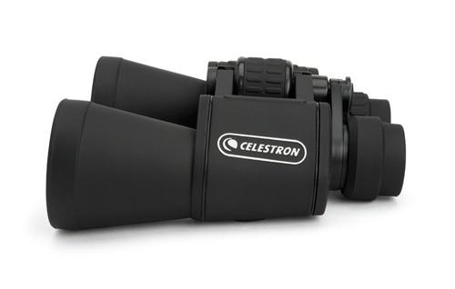binocular potente celestron upclose 20 x 50 negro