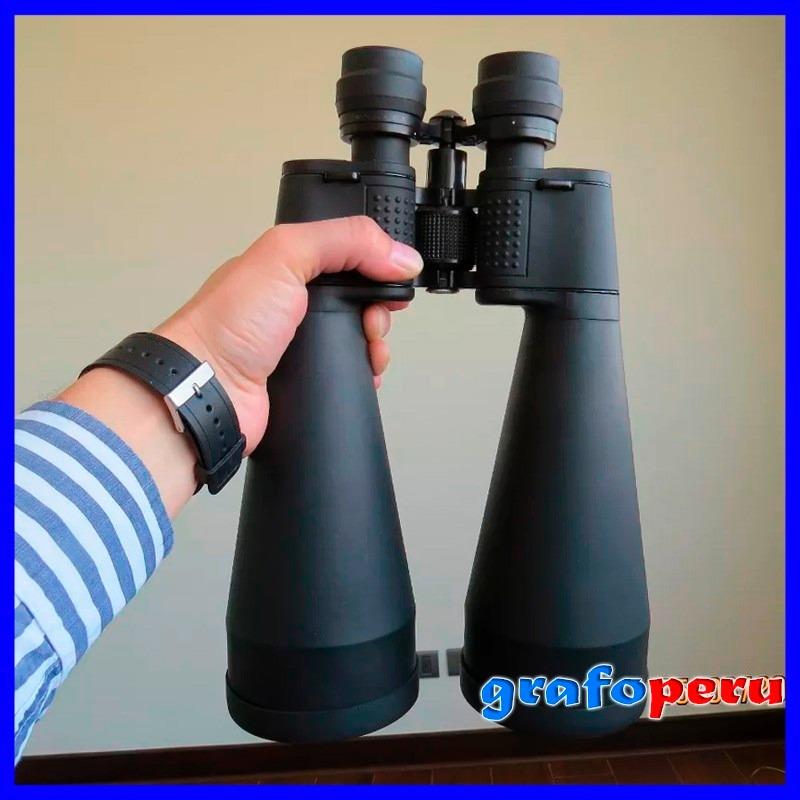 binocular profesional galileo astronomia 90x80 largo alcance