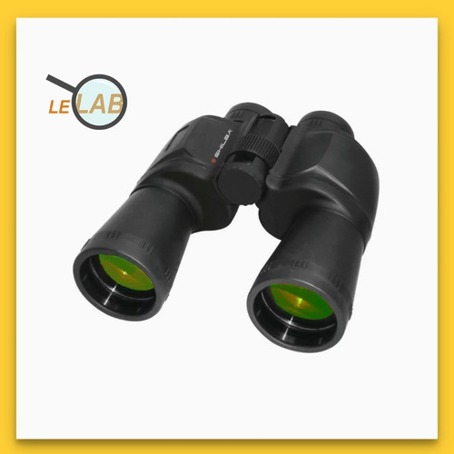 binocular shilba 12x50 action view green microcentro 81165