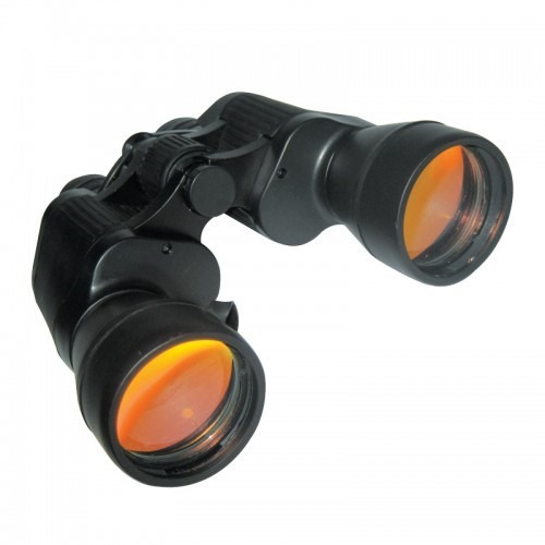 binoculares con zoom potente 10-30 x 50 lobo maletin