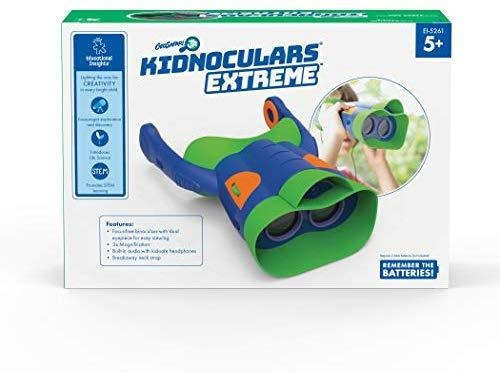 Geosafari kidnoculars-los niños de 2 aumentos Binoculares