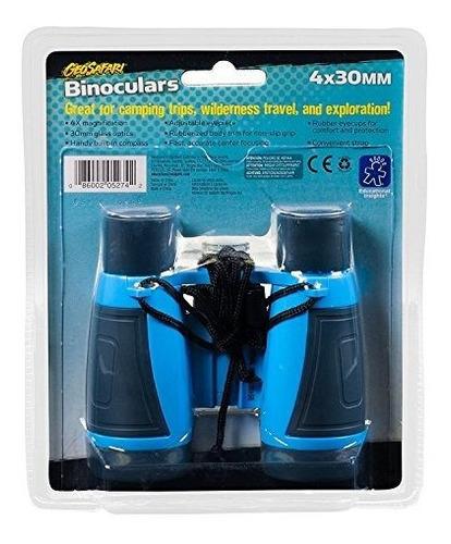 binoculares geosafari brujula