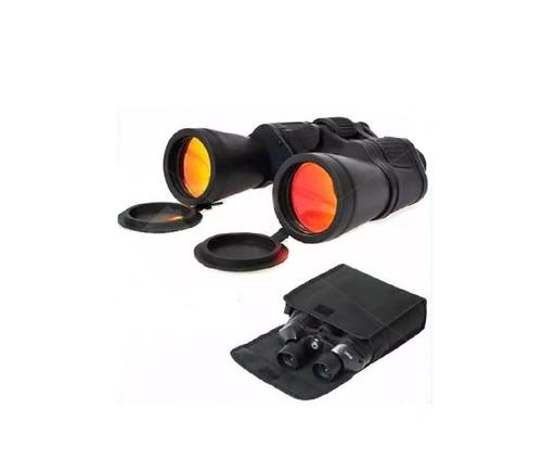 binoculares jumelle alcance 20x50 con brujula