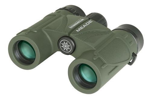 binoculares meade 125020 desierto - 8x25 verde