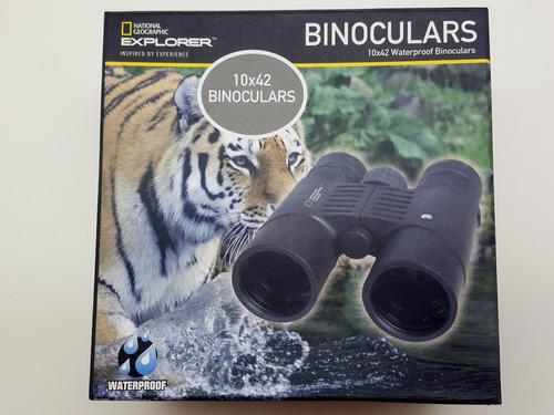 binoculares national geographic 10x 42 mm waterproof