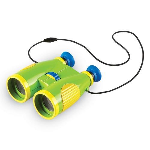 binoculares para niños science