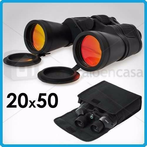 binoculares tacticos profesionales 100% filtro uv + estuche