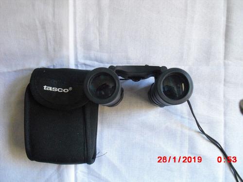binoculares tasco 12x25 fully coated optis #178rbd