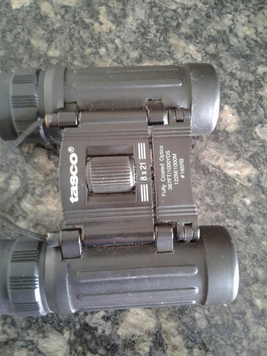 binoculares tasco 8x21