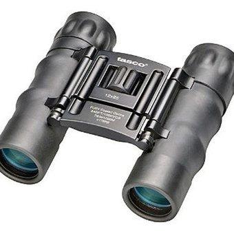 binoculares visores prismas tasco 12x25 essential series