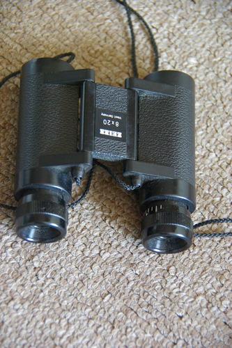 binoculares zeiss ikon de bolsillo.