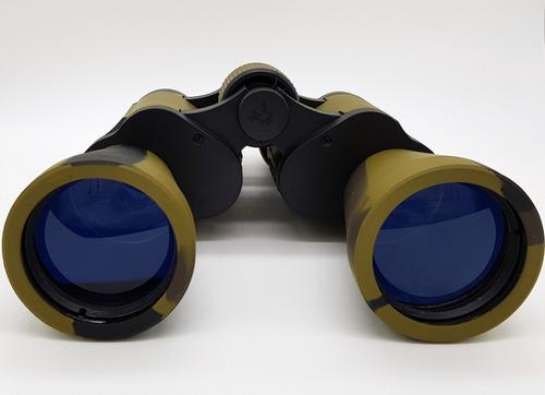 binóculo 20x50 profissional camuflado longo alcance le 2051
