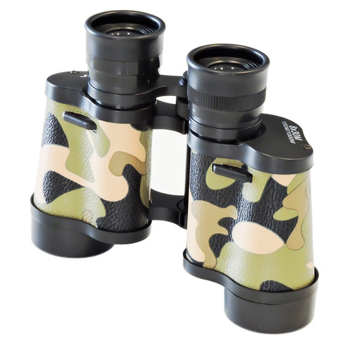 binóculo 8x30 militar camuflado alta definição jx binóculos