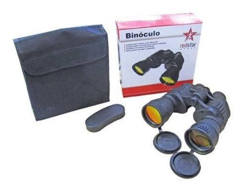 binóculo anti-reflexo e filtro uv 7x de aumento red star