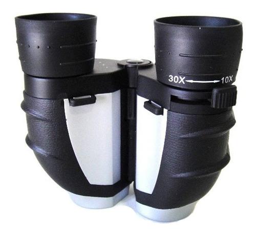 binóculo nikula® 10x30x25 com zoom de 10 a 30x