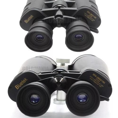 binoculo profissional bluetek bm260 super ampliação