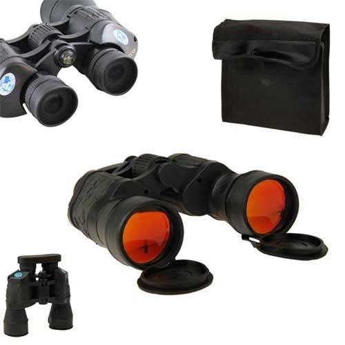binoculo profissional esportivo lente espelhada capa/bussola
