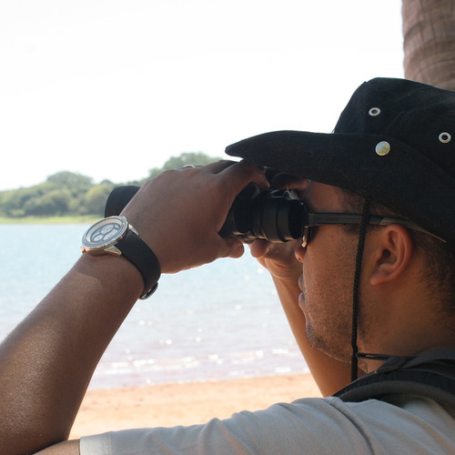 binóculo tucano 8x lentes 40mm paisagens camping nautika