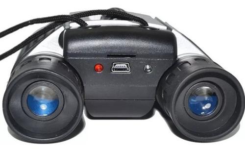 binoculos espiao  c/ camera 10x25 filma  e  tira  foto